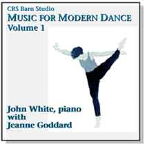 Music for Modern Dance Vol. 1