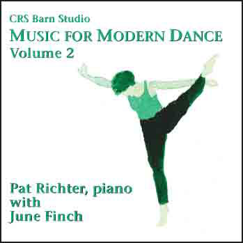 Music For Modern Dance CD vol. 2